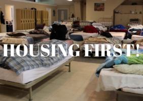 HOUSING FIRST!
